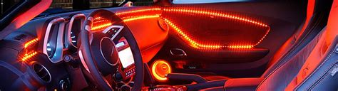 led car lights interior car truck interior led lights custom multicolor