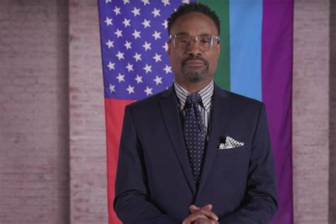 Watch Billy Porter Delivers State The Union For Lgbt