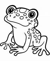 Frog Coloring Pages Exotic Printable Print Animals Easy Topcoloringpages Water Colouring Sheets Preschoolers Printables Adult Printing Preschool Flower Children Fkids sketch template