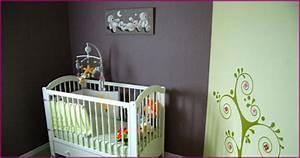 deco peinture pour chambre de bebe visuel 2 With peinture pour chambre bebe
