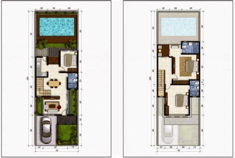 desain rumah  rumah minimalis  kolam renang images