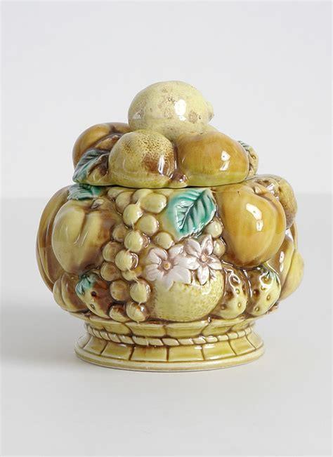 1960s 70s cookie jar Japan ardco inarco   Hemlock Vintage