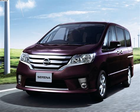 Nissan Serena Photo by Nissan Serena Photos Photogallery With 7 Pics Carsbase