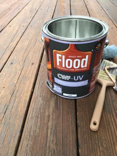 Flood Cedar Tone Stain
