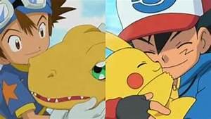 digimon vs pok mon digimon vs pokemon