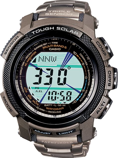 Titanium Sports Technologies by Paw2000t 7 Mens Digital Analog Sport Casio