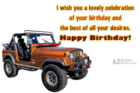happy birthday jeep images birthday wishes with jeep