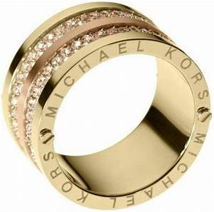 rose gold ring michael kors rose gold ring barrels With mk wedding ring
