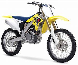 Suzuki Rm-z250 2007-2010 Service Repair Manual
