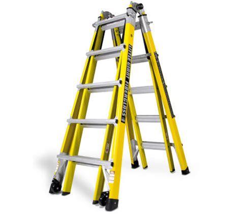 Little Giant Fiberglass Model 22 Multipurpose Ladder Type