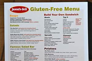 Gluten Free Restaurant ReviewYay for Jason's Deli