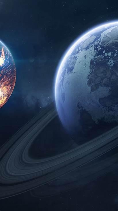 Saturn 4k Planet Space Wallpapers Rings Ultra