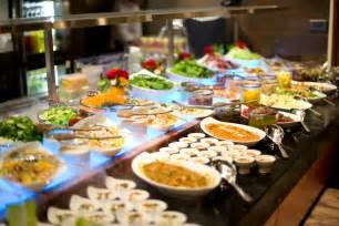 mariage barbecue international buffet riverside terrace mandarin