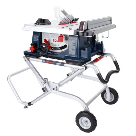 bosch 15 10 in table saw bosch 15 amp corded 10 in worksite table saw with gravity
