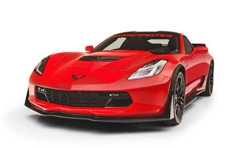 lingenfelter signature edition corvette