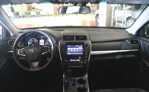 toyota camry hybrid review video