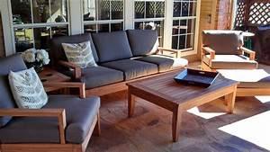 Lounge Set Holz : lounge sessel garten holz ~ Whattoseeinmadrid.com Haus und Dekorationen