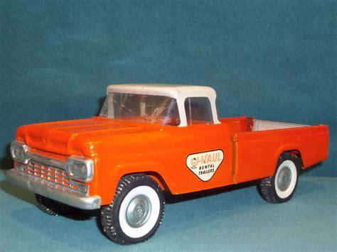 Vintage Nylint Toy U-haul Rental Ford Pick Up Truck