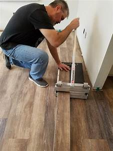 Installing vinyl floors a do it yourself guide the for How to cut vinyl plank flooring