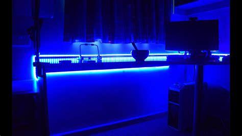 Led Light Room Setup by Unboxing Setup Led Lighting Kit Oak Leaf