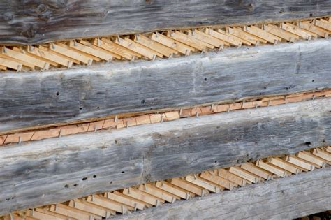 log cabin chinking grau general contracting specializing in historic