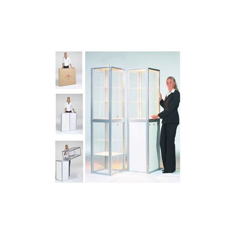 display cases  trade shows glass display cabinets