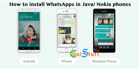 how to install whatsapp messenger in nokia related java phones whatsapp for nokia cool stuff