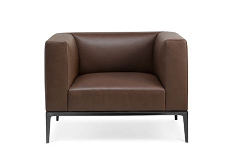 Jaan Living Armchair By Walter Knoll