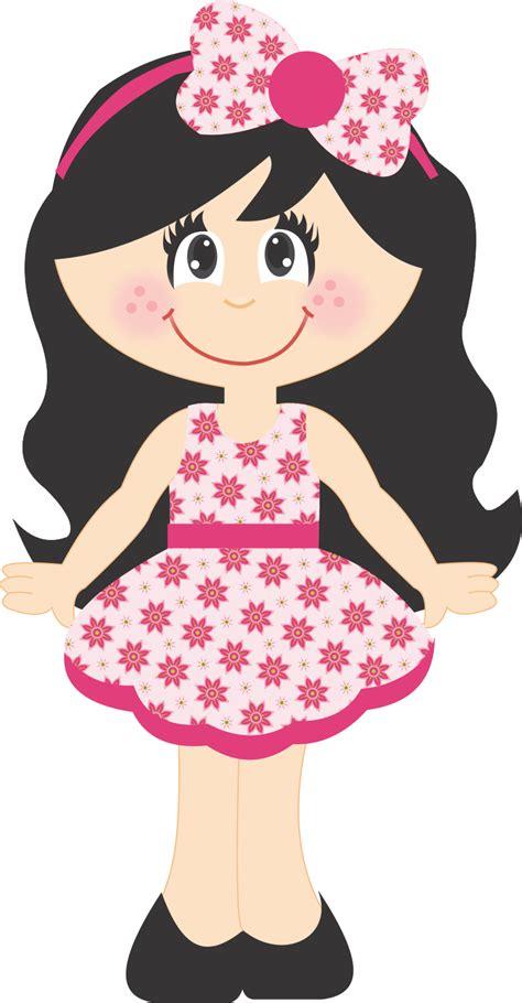 Meninas * Bonecas  Boneca De Pano  Pinterest Escolhido