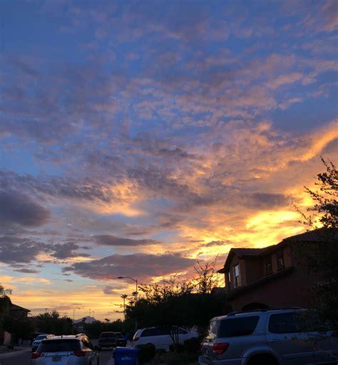 Another natural sunset💛🧡 sunset nofilter noedit photo...
