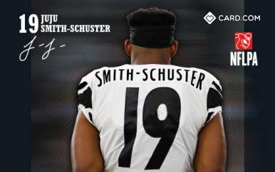 juju smith schuster design cardcom prepaid visa card