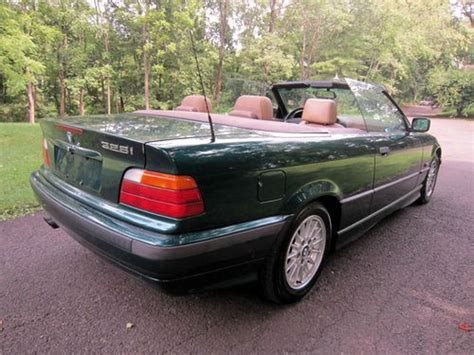 1996 bmw 3 series 328i convertible 2 8l 24 valve dohc inline 6 cylinder engine photo 27006987 find used 1996 bmw 328i convertible 2 door 2 8l 5 speed no reserve auction in new hope