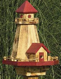 ighthouse birdhouse and bird feeder combo