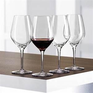 Verre A Vin : verre vin rouge authentis verre cristal spiegelau verres vin cristal refere authentis ~ Teatrodelosmanantiales.com Idées de Décoration