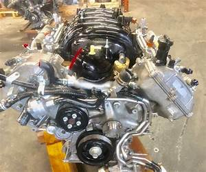 Toyota Sequoia Tundra 5 7l Engine 2007 2008 2009 2010 2011