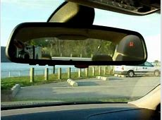 BMW 2010 Premium Package Mirror w Auto Dim, Homelink