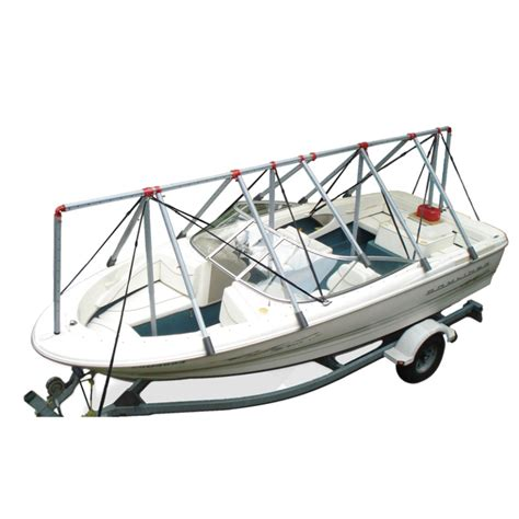 Navigloo Boat Shelter navigloo boat shelter for 19 ft 22 ft 6 in runabout