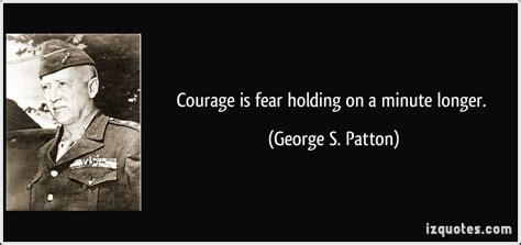 Quotes About Fear And Bravery. Quotesgram