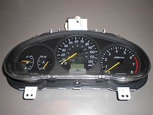 Purchase 02 03 Subaru Impreza Ts  U0026 Rs Speedometer Gauge