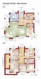 Grundriss Haus 200 Qm : grundriss einfamilienhaus neubau modern mit galerie satteldach 5 zimmer 160 qm wfl ohne ~ Watch28wear.com Haus und Dekorationen
