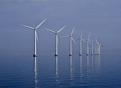 Крупнейшие ветровые электростанции мира