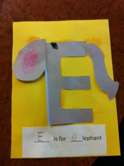 93 best images about e is for letter of the week on 408   b47283553132c5cd12f35bc728778425 letter e craft alphabet crafts