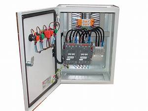 70a Automatic Transfer Switch Uvr 3 Phase 400v With Abb