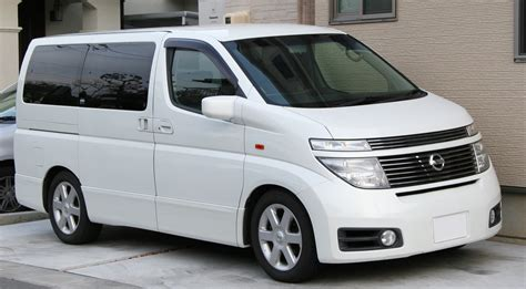 Nissan Elgrand Photo by 2009 Nissan Elgrand E51 Pictures Information And