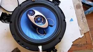 2001 Dodge Dakota Speaker Replacement