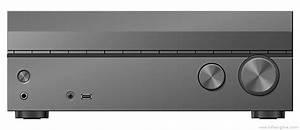 Sony Str-dn860 - Manual - Multi-channel Av Receiver