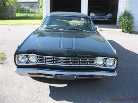buy    plymouth belvedere satellite  door