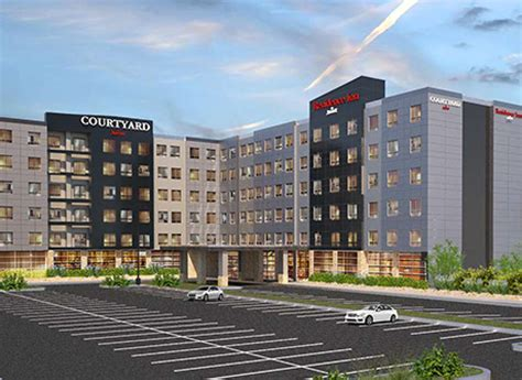 Two More Marriott Brands For Colonie's Wolf Road