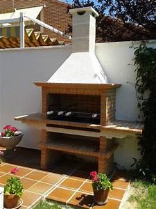 comment construire un barbecue en brique guide et photos With construire un barbecue exterieur