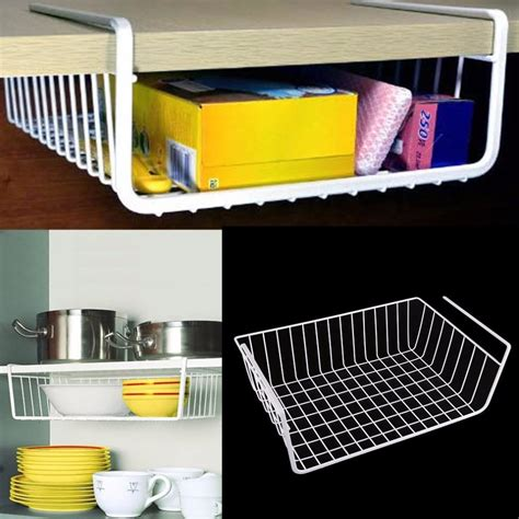 metal racks for kitchen storage outad white silver lightweight and durable design suoerior 9153